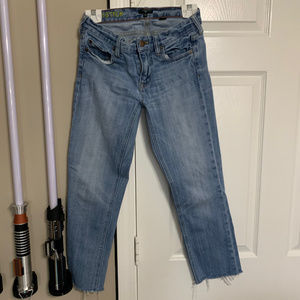 J.Crew Factory Straight and Narrow Jean